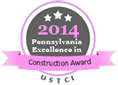 USTCI NJ Excellence in Indoor Air Quality Award